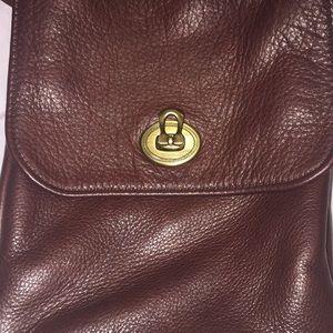 e4980e39d3c4 lastchanceleather.net Bags - Cute brown soft leather crossbody bag!